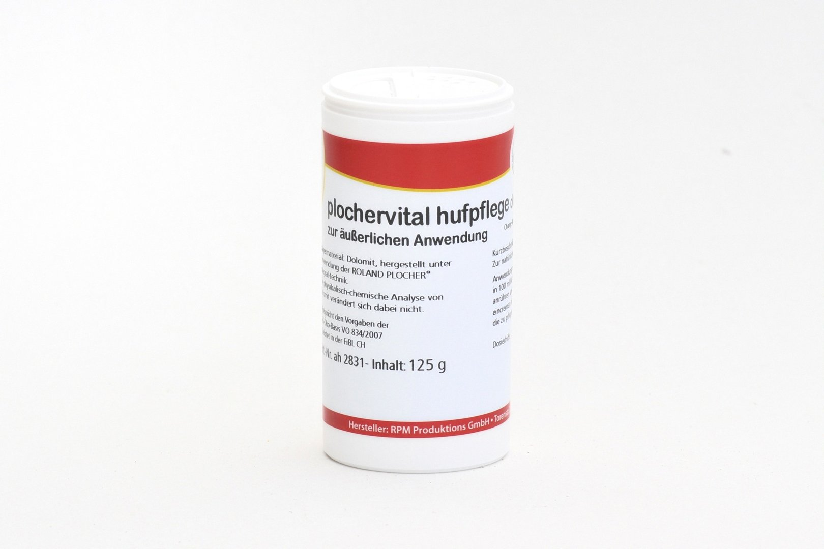 plochervital hufpflege do 125 g